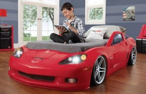 Step2 Corvette Bed with Lights