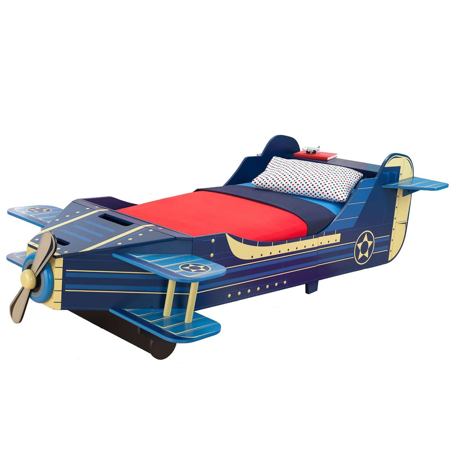 KidKraft Airplane Toddler Bed Review