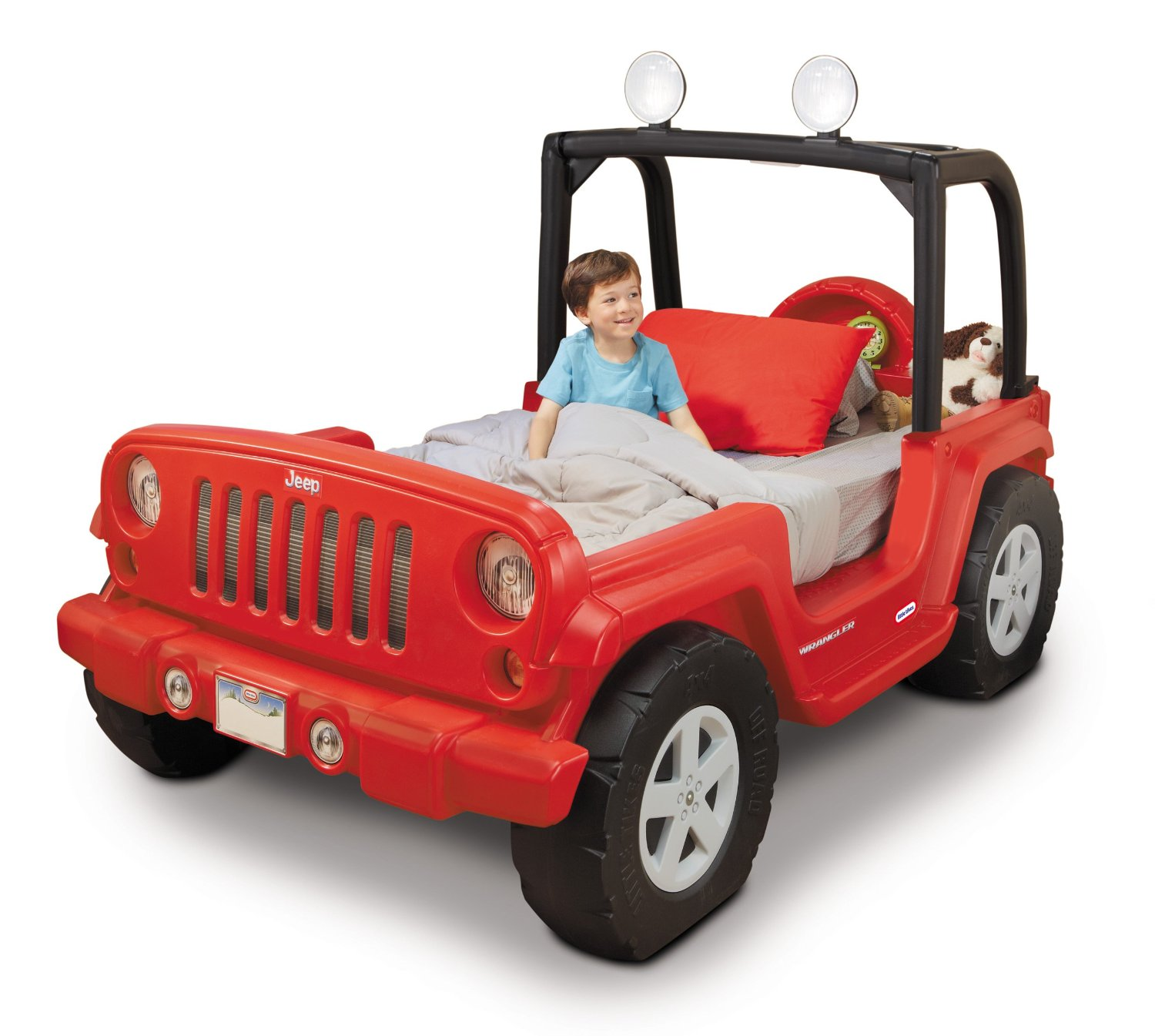 Full Review And Comparison Of The Little Tikes Jeep Wrangler Toddler Twin Bed
