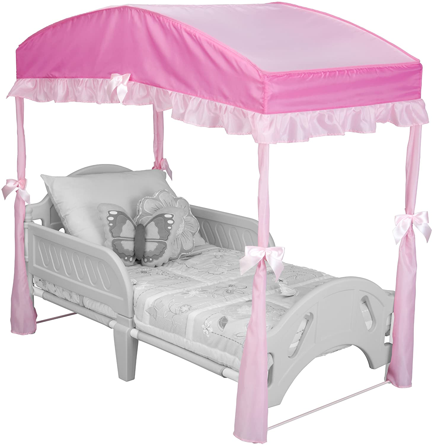 Delta Children Canopy Toddler Bed Disney Princess Review 2