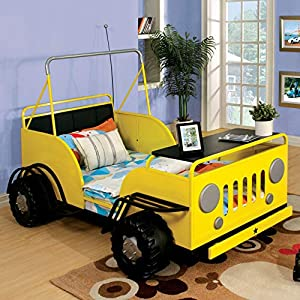 Full Review and Comparison of the Little Tikes Jeep Wrangler Toddler Twin Bed 4
