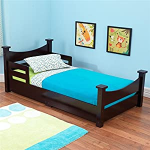 KidKraft Modern Toddler Bed Review - The Perfect Stylish Little Bed for Kids 6