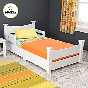 KidKraft Modern Toddler Bed Review - The Perfect Stylish Little Bed for Kids 3