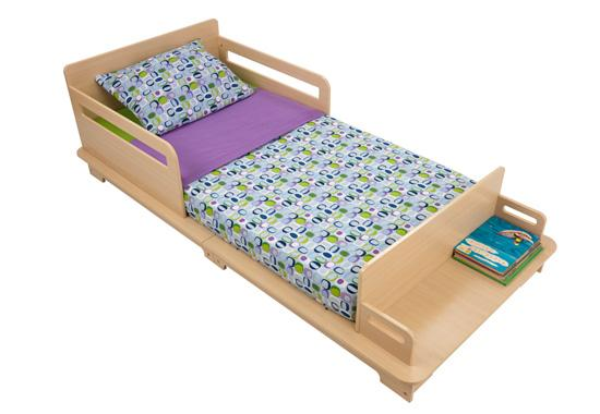 kidkraft modern toddler bed - 86921