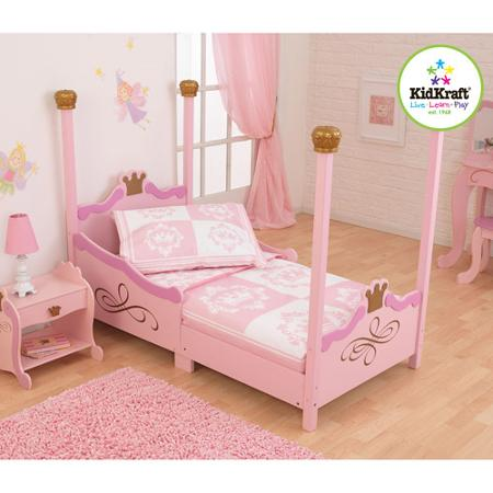 KidKraft Princess Toddler Bed Review and Comparison 2