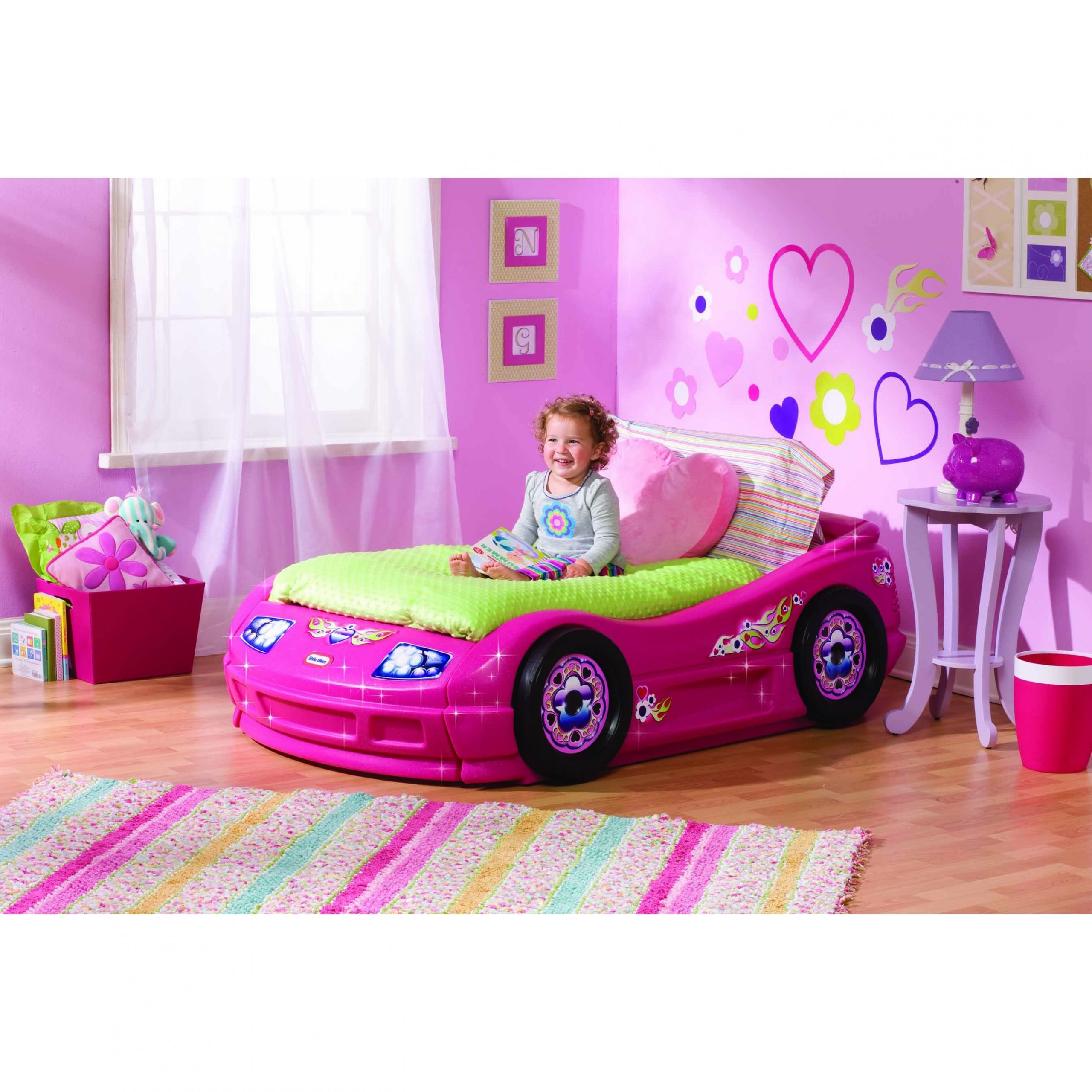 Little Tikes Princess Pink Toddler Roadster Bed - The Advantages and Disadvantages 4