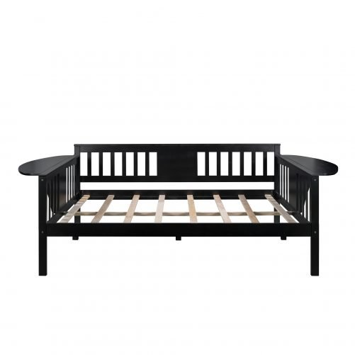 Full Size Daybed, Wood Slat Support