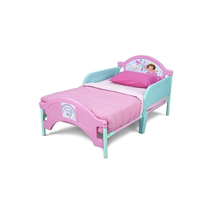 Full Review for Delta Dora Toddler Beds 1