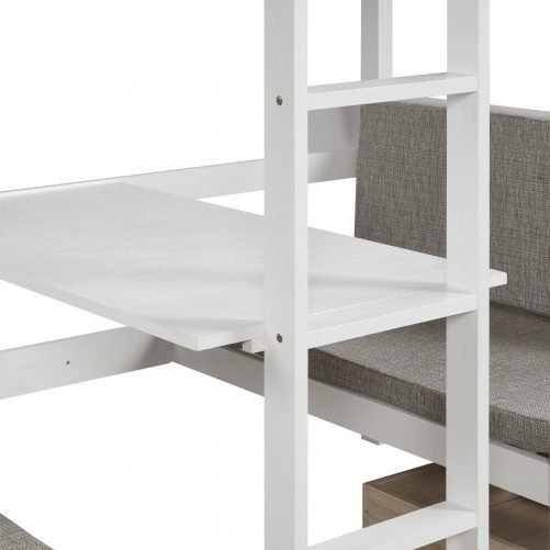 Functional Bunk bed , twin size 20