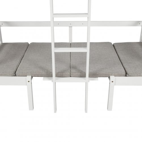 Functional Bunk bed , twin size 13