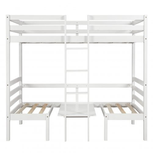 Functional Bunk bed , twin size 3