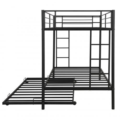 Twin over twin bunk beds with trundle 18