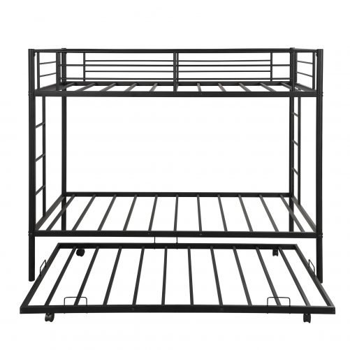 Twin over twin bunk beds with trundle 13