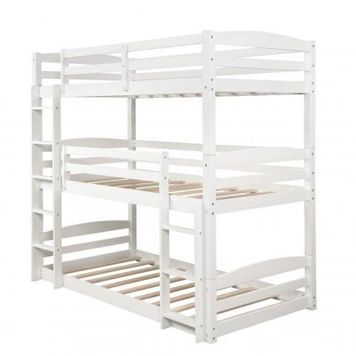 Twin over Twin over Twin Bed Triple 30