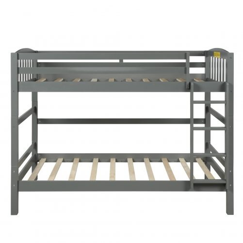 Twin over Twin Loft Bed, can be separated 5