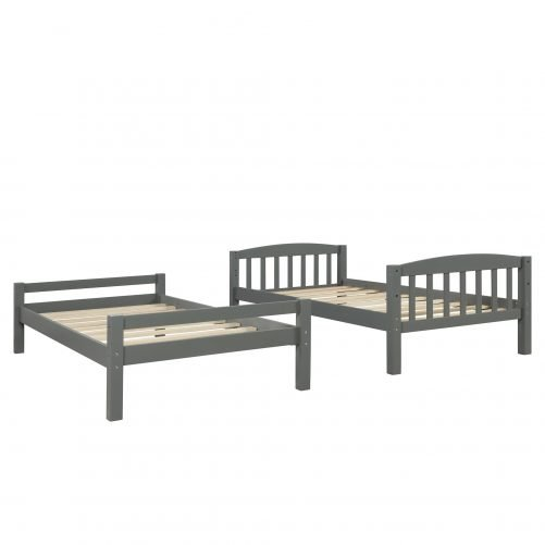 Twin over Twin Loft Bed, can be separated 10