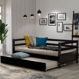 Daybed with Trundle Frame Set 1