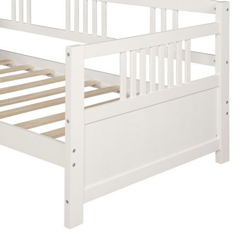 Solid Wood Daybed, Multifunctional 8