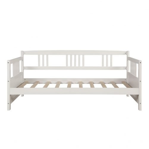 Solid Wood Daybed, Multifunctional 18