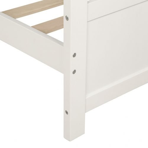 Solid Wood Daybed, Multifunctional 2