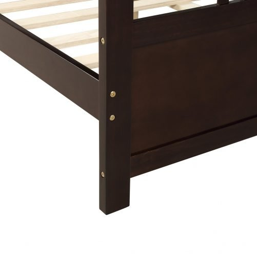 Wood Daybed Full Size Daybed 4